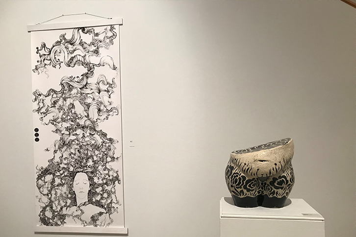 84th Annual Juried Student Art & Design Exhibition