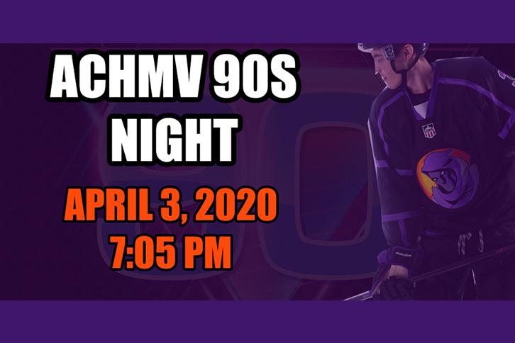 ACHMV 90s Night