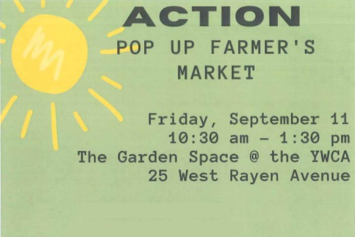 Action Pop Up Farmers Market