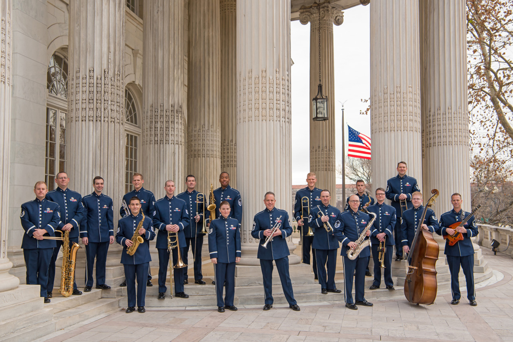 Airmen of Note USAF Band