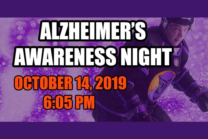 Alzheimer's Awareness Night