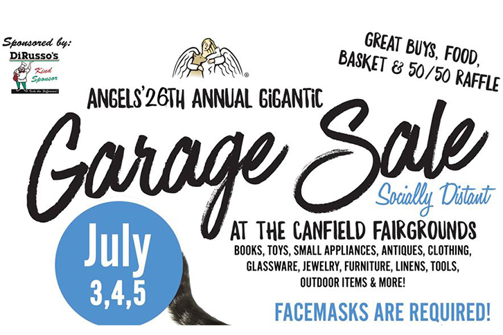 Angels for Animals Garage Sale
