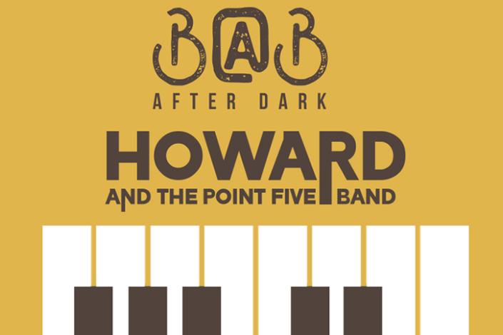 B@B After Dark: Howard and the Point Five Band