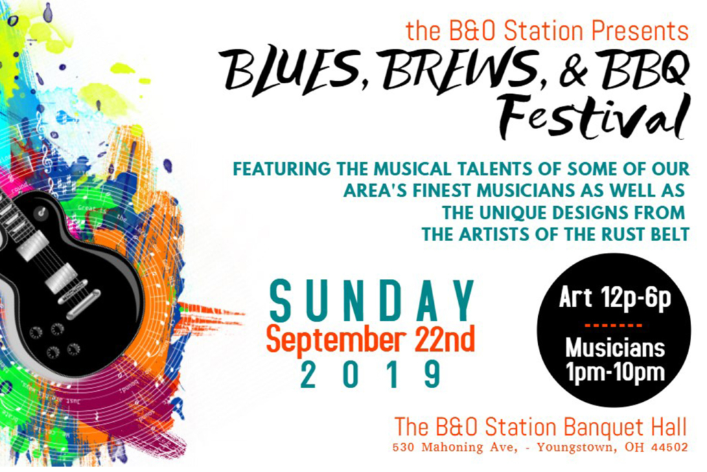 Blues Brews & BBQ Festival