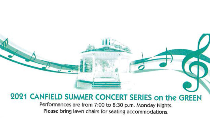 Canfield Concerts on the Green