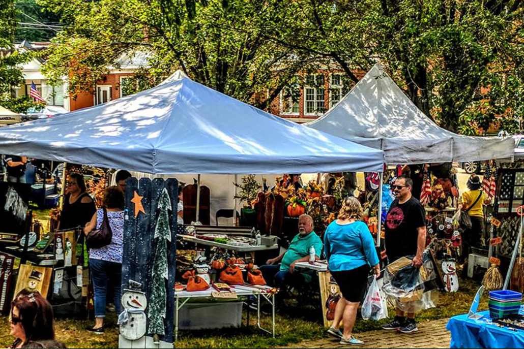 Canfield Fall Market