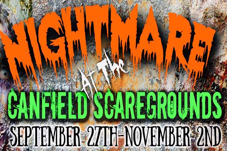 Canfield Scaregrounds