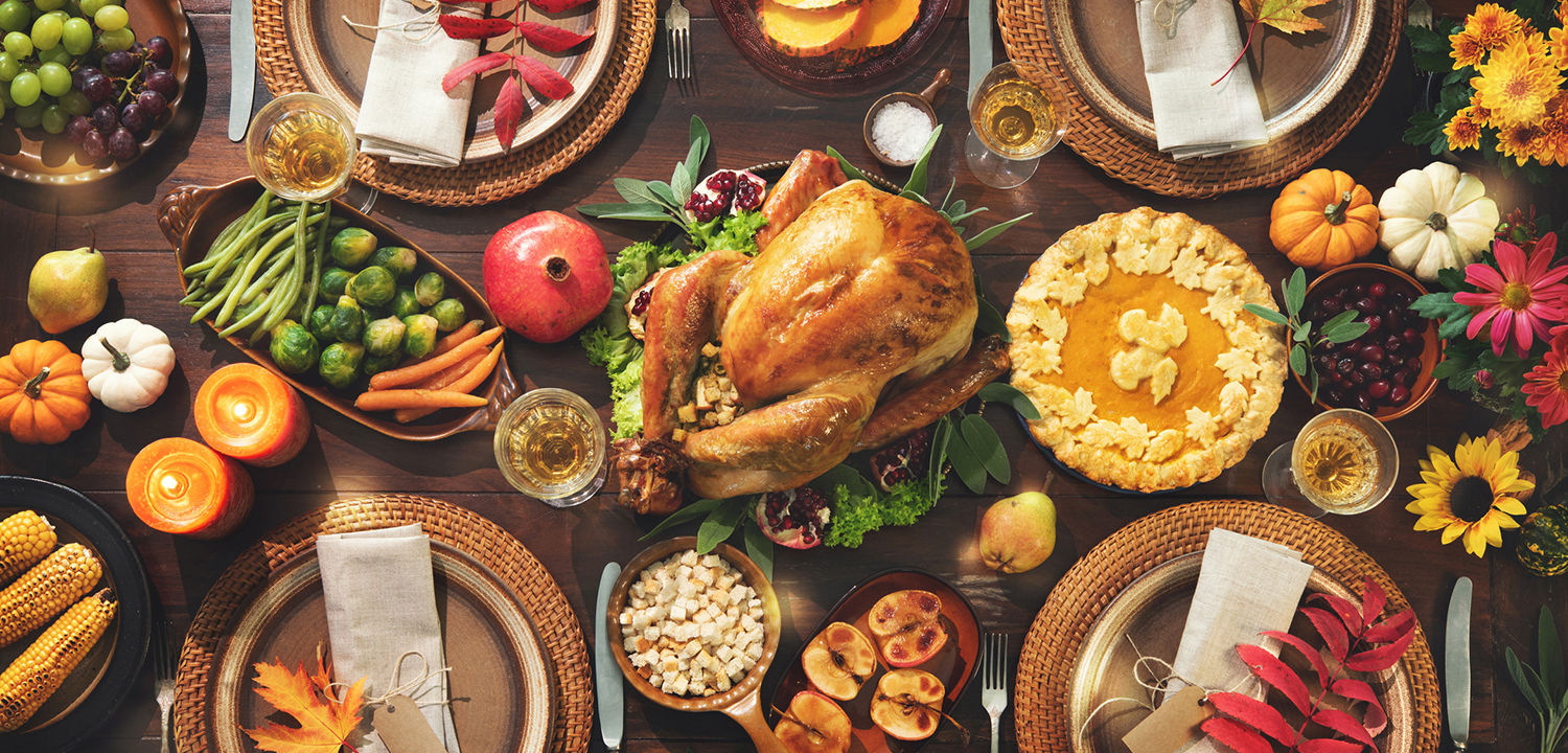Carryout Thanksgiving Dinner