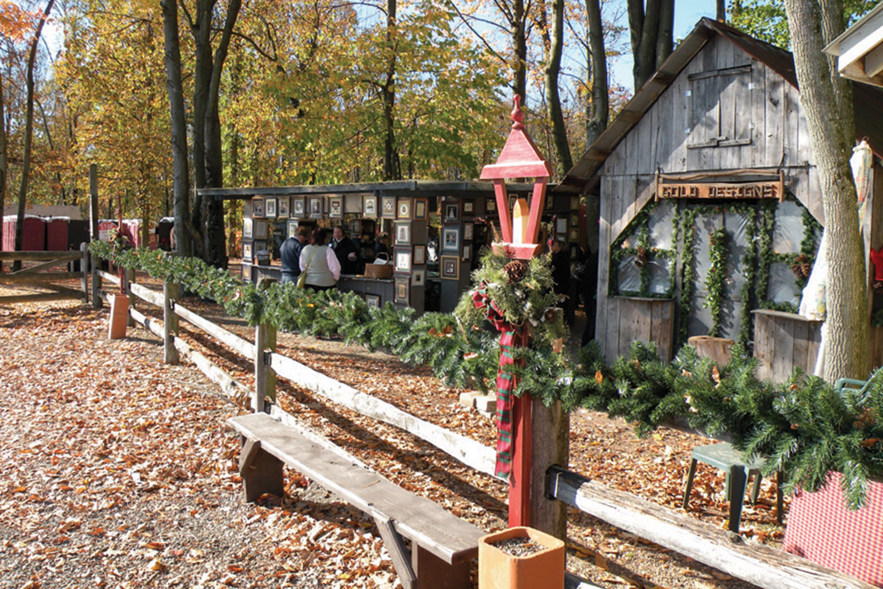 Old-Fashioned Christmas in the Woods | Youngstown Live
