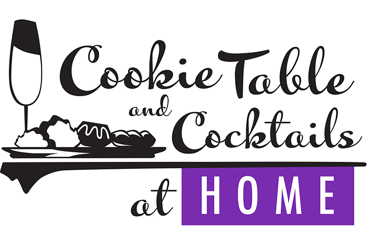Cookie Table and Cocktails