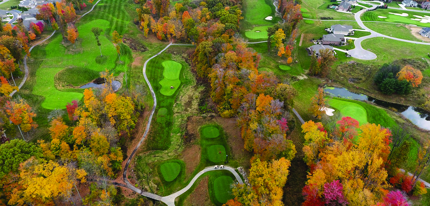 Fall Golf in Youngstown & Mahoning County