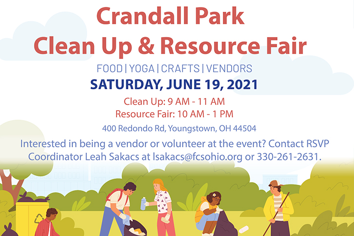 Crandall Park Cleanup