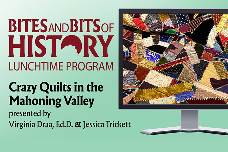 Crazy Quilts in the Mahoning Valley