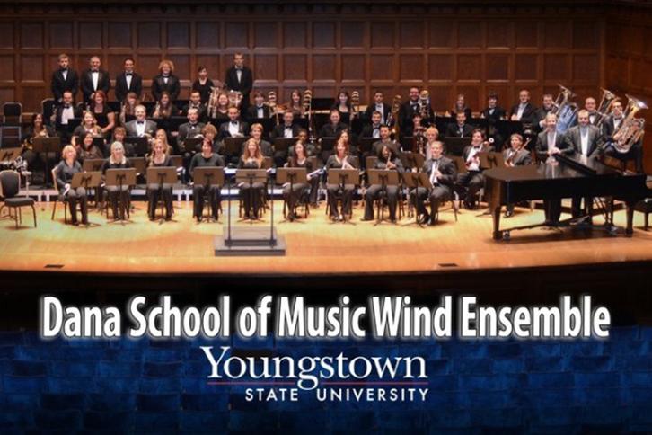 Dana School of Music Wind Ensemble