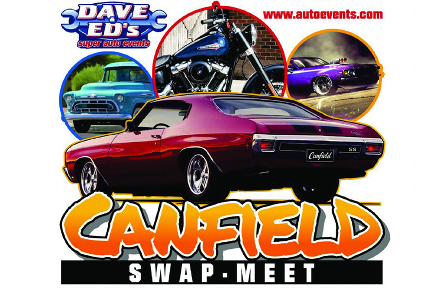 Canfield Swap Meet >> Dave Ed S Super Auto Events Youngstown Live