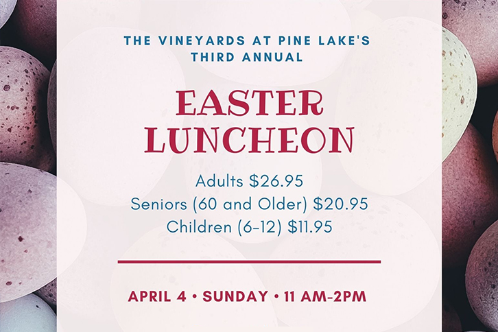 Easter Luncheon