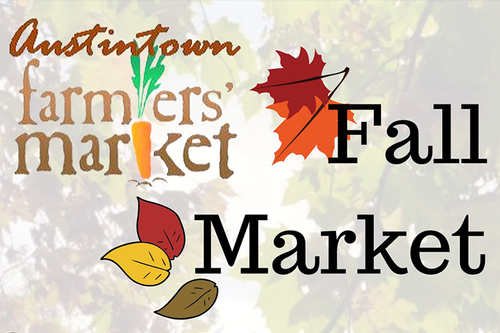 Farmers Market Fall Market