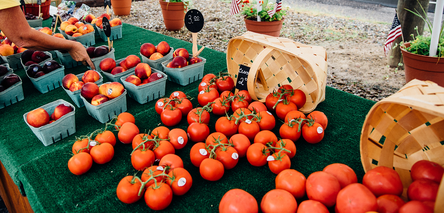 5 Farmers Markets to Visit Soon!