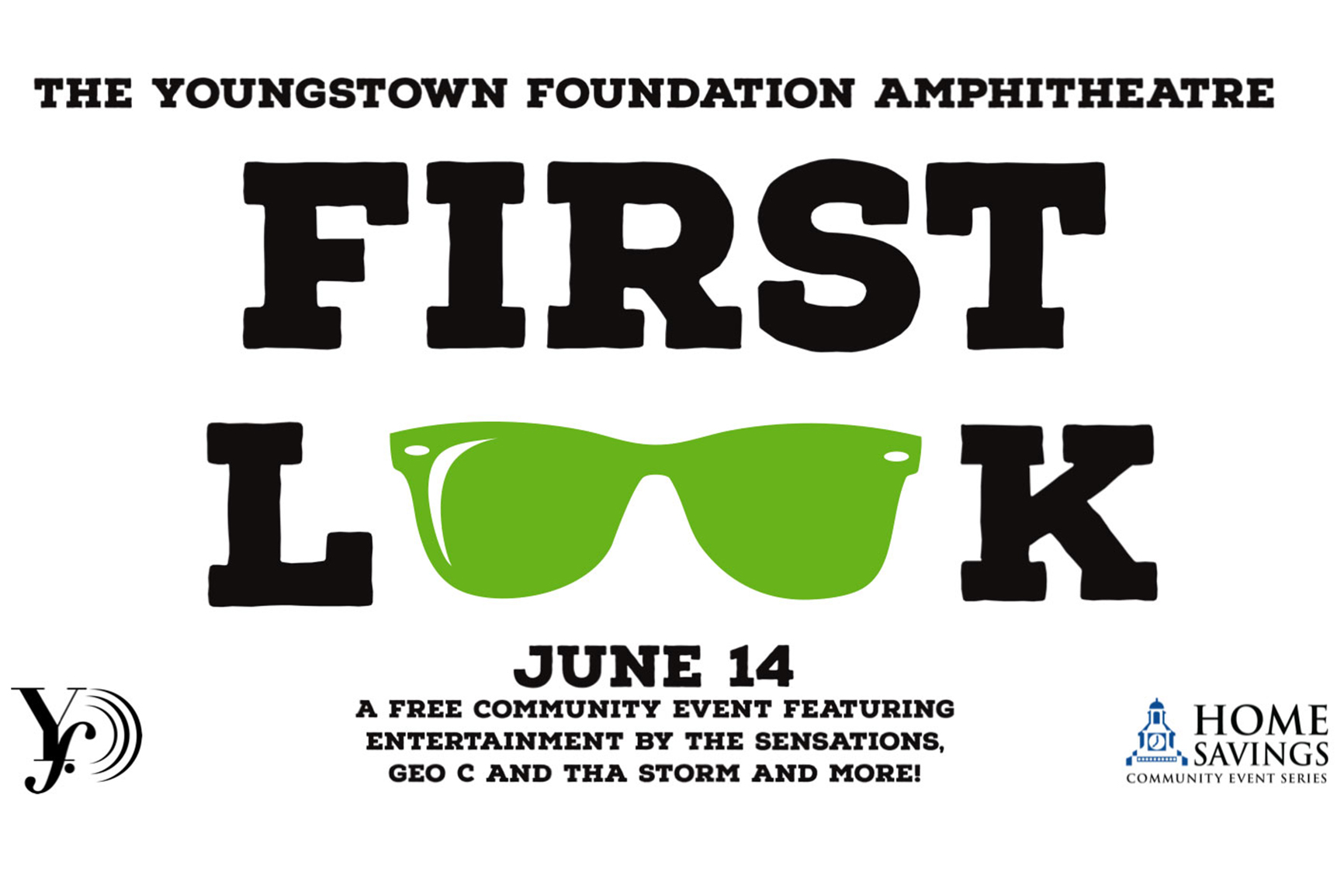 The Youngstown Foundation Amphitheatre First Look