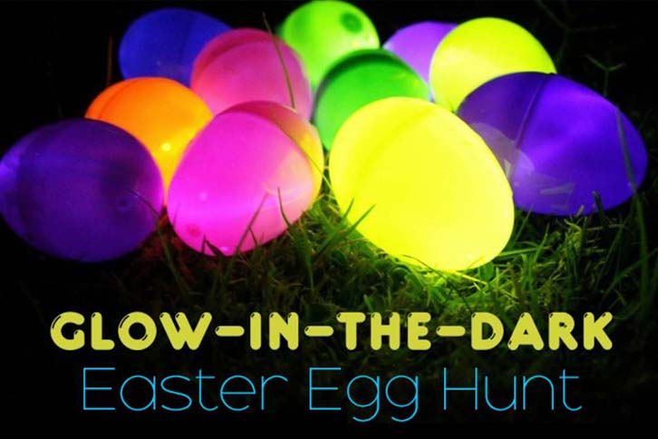Image result for glow in the dark easter eggs