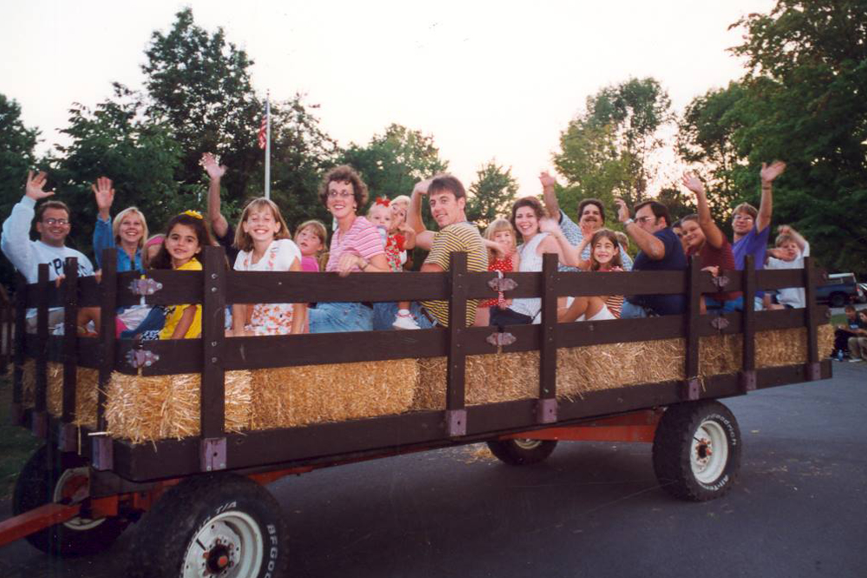 Family-Friendly Wagon Rides