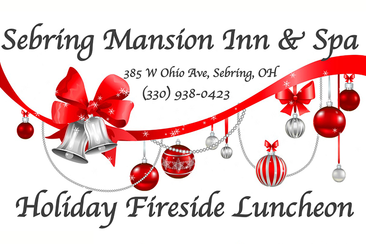 Holiday Fireside Luncheon