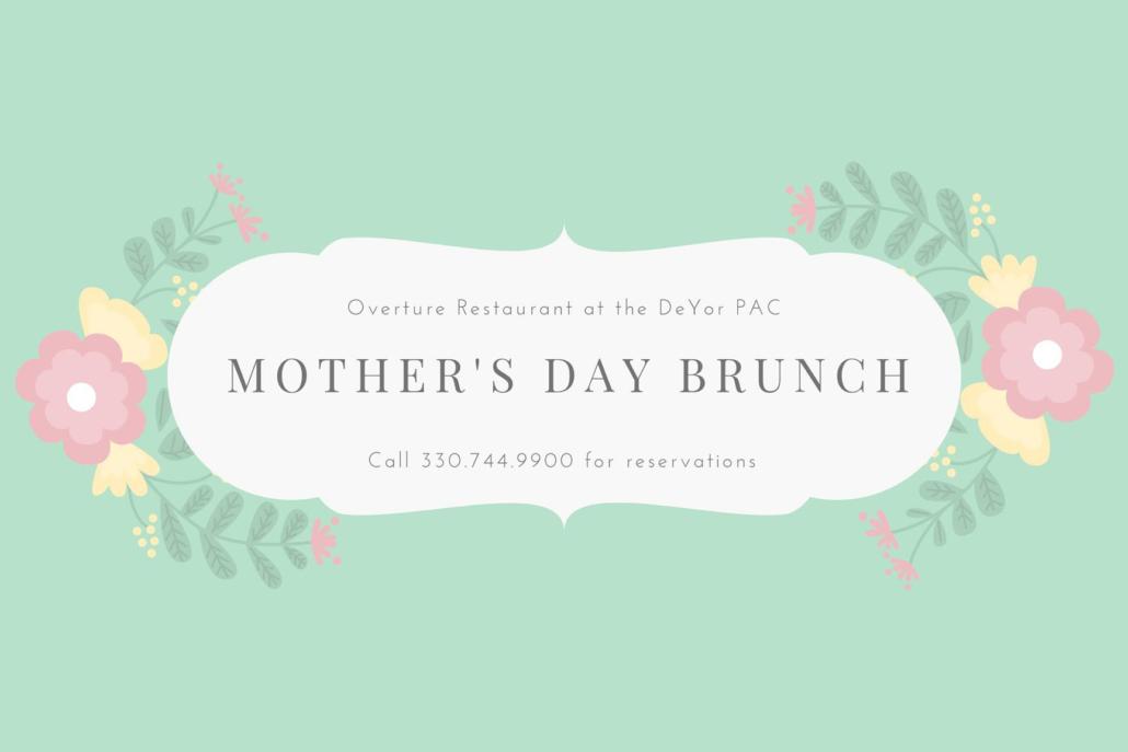 Mother's Day Brunch Overture