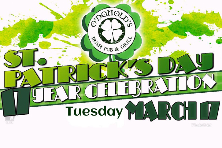 Image result for • March 17, 2020 (Tuesday): St Patrick's Day