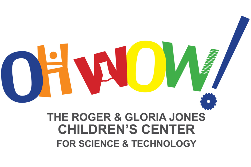 OH WOW! Children's Center logo