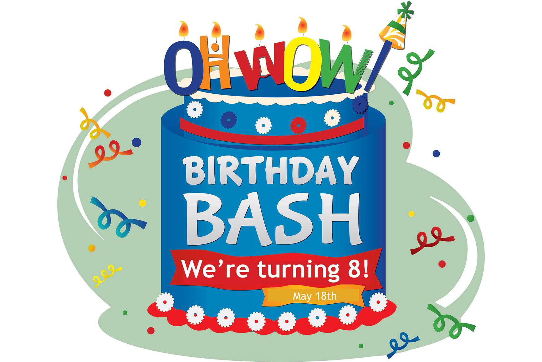 OH WOW! Birthday Bash