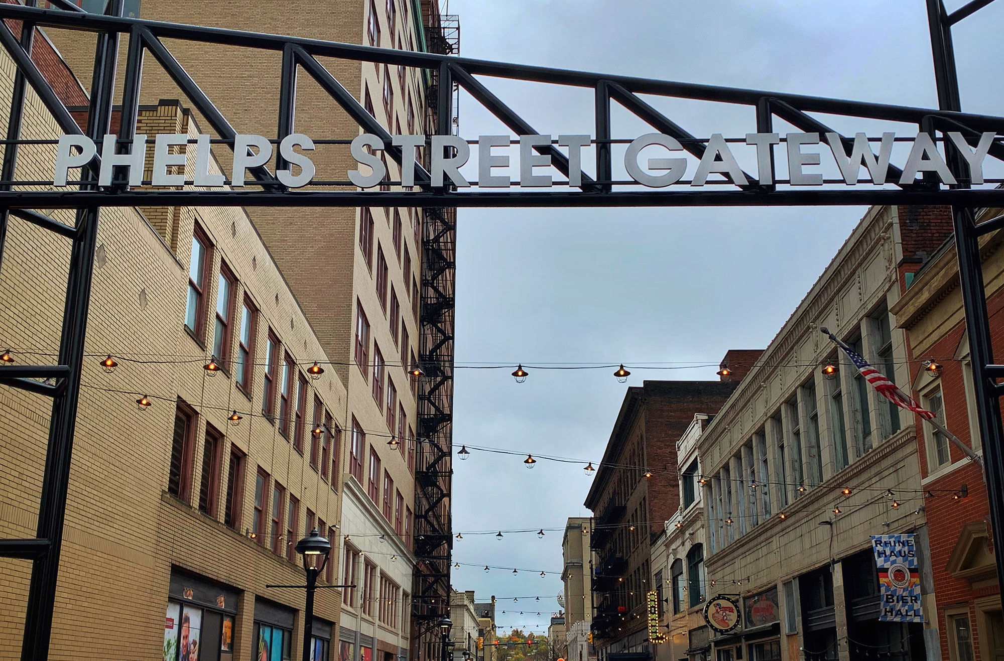 Phelps St. Gateway