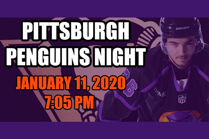 Pittsburgh Penguins Night
