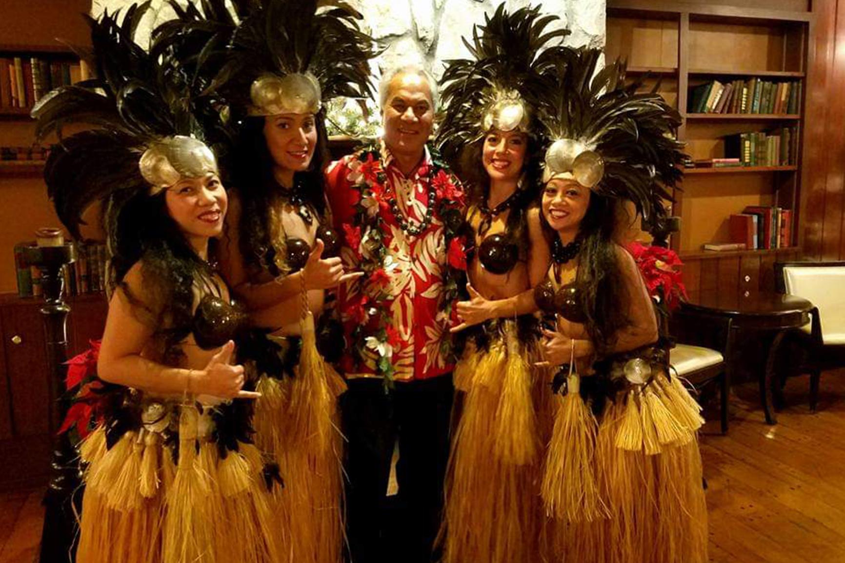 Tuika's Polynesian Island Magic