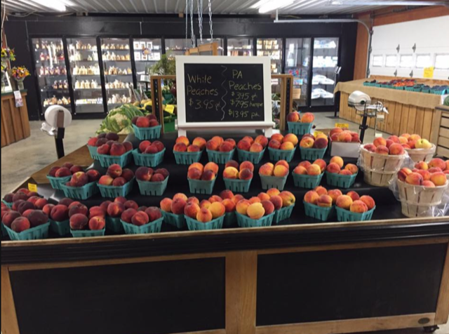 Rhodes Farm Market