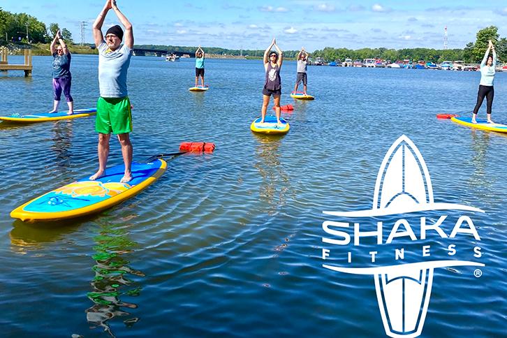 SUP Yoga Lake Milton