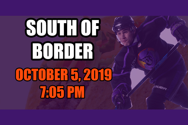 South of Border Night
