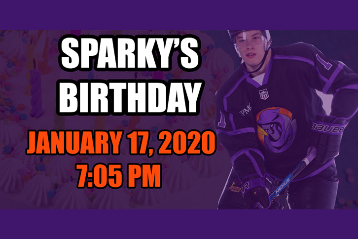 Sparky's Birthday