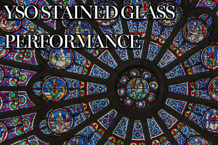 Stained Glass Concert