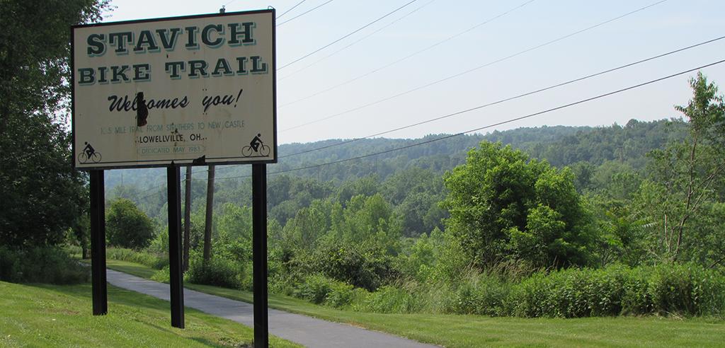 Stavich Bike Trail