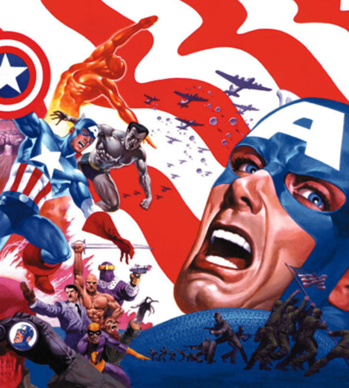 Steranko and the American Hero