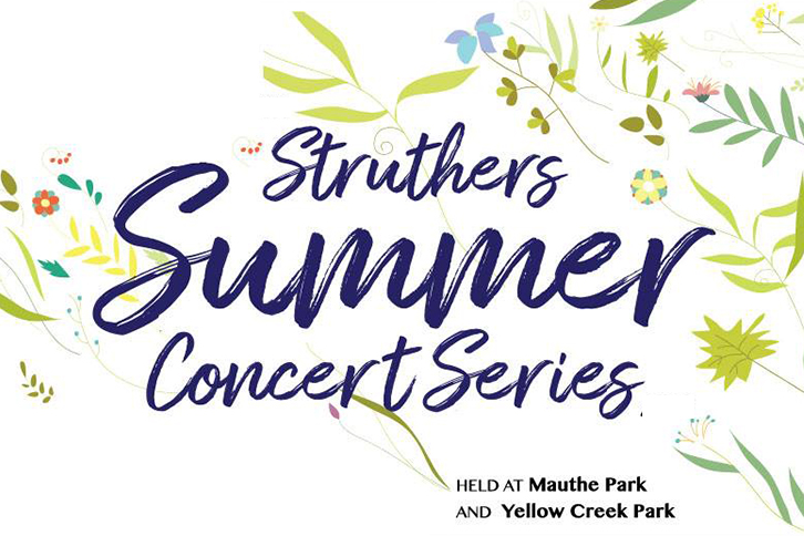 Struthers Summer Concert Series