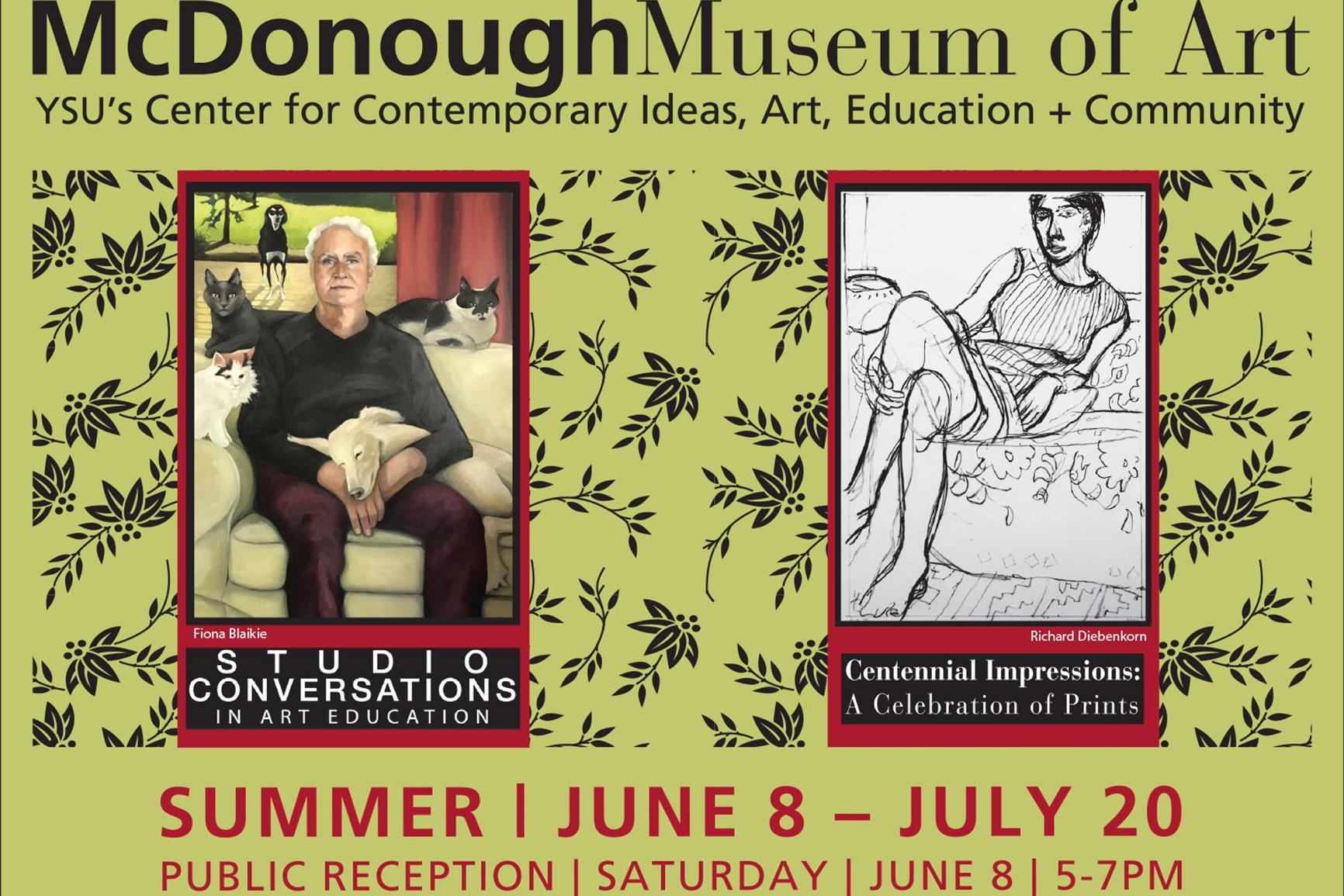 Summer Exhibitions
