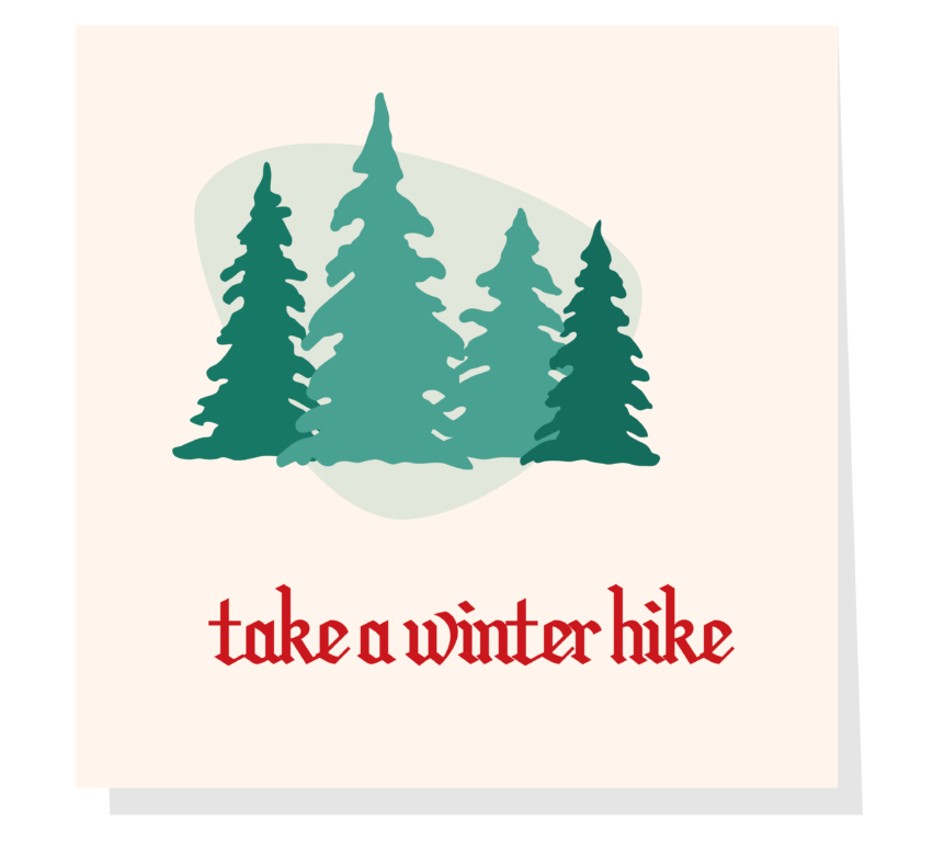 Take a Winter Hike