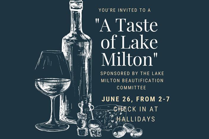 Taste of Lake Milton