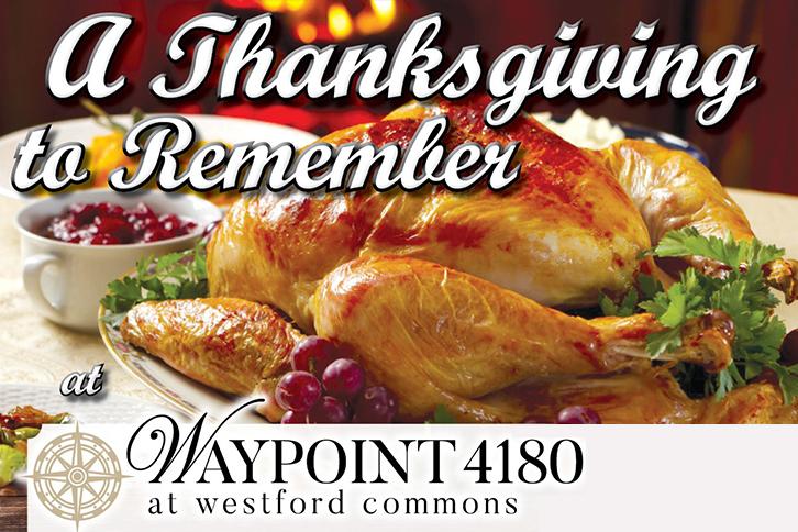 Thanksgiving Waypoint