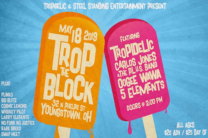 Trop the Block