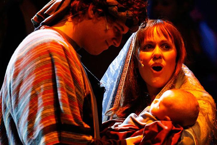 Unto Us The Nativity Story