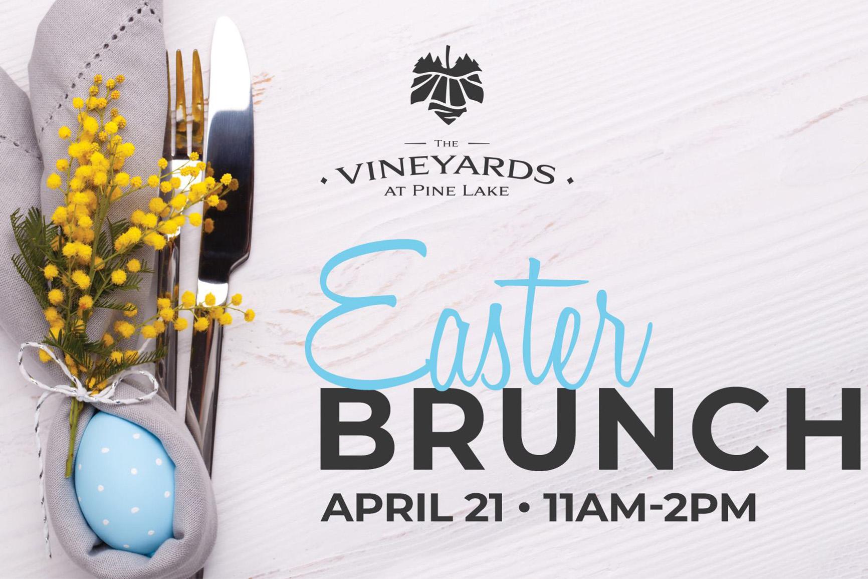 VPL Easter Brunch