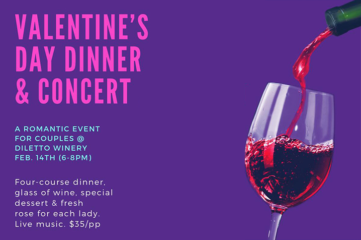 Valentine's Day Dinner & Concert | Youngstown Live