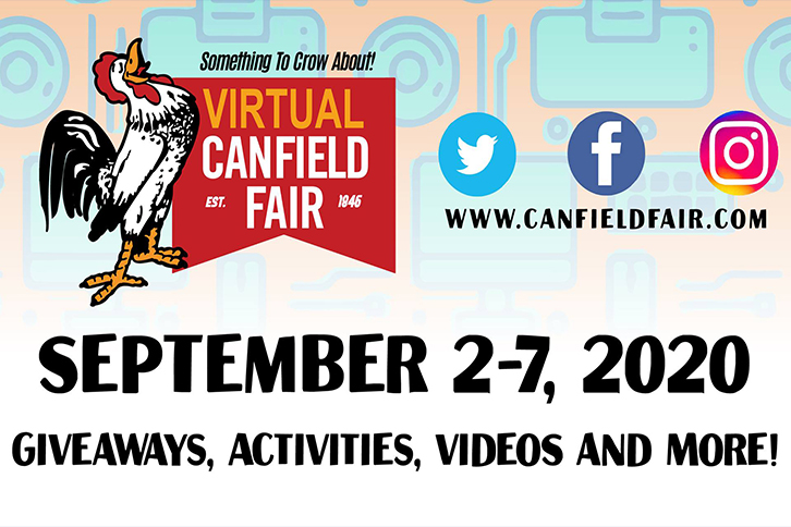 Virtual Canfield Fair
